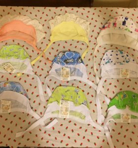 Вещи на новорожденную девочку