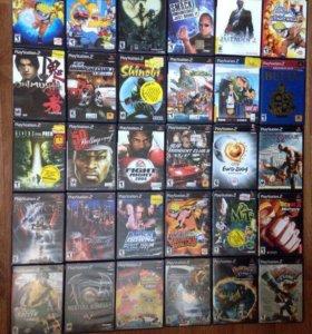 Игры на PS2, Psp, Wii, Ds