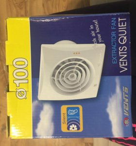 Вентилятор для ванной комнаты