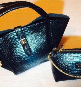Шикарные брендовые сумки новые