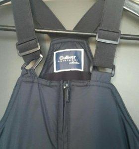 Новые зимние штаны для девочки