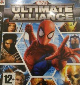 Ultimate Alliance Marvel