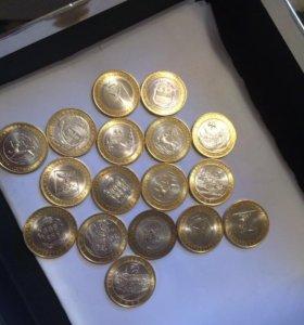 Юбилейные монеты россии бим