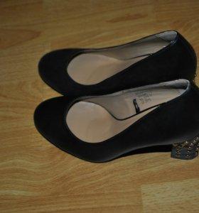 Туфли женские 38, 5 размер