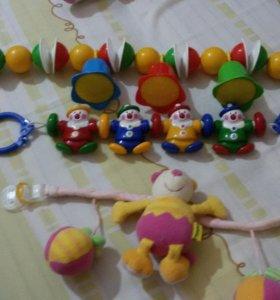 игрушки подвесные