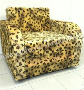 """Кресло-Кровать""""Велюр-025"""". От фабрики. Доставка."""
