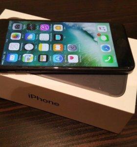 iPhone 7 матовый черный 32gb В ОТЛИЧНОМ СОСТОЯНИИ