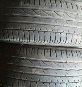 2 шины Bridgestone 195/65 R15