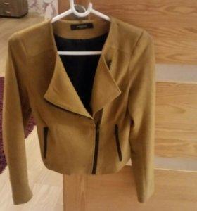 Куртка-косуха на весну-лето