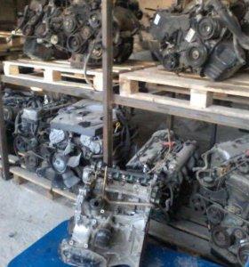 Моторы АКПП