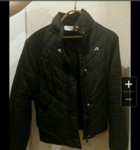Куртка адидас женская