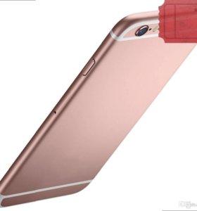 Продаю премиум копию айфон 6s lte 4g черный