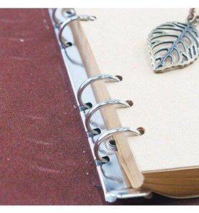 Винтажная записная книжка (блокнот)