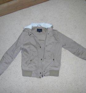 Куртка теплая для весны/осени