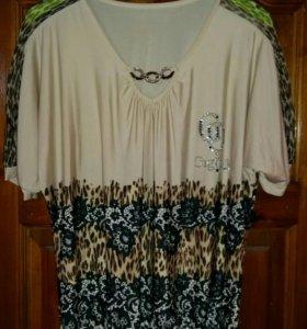 Шикарная легкая блуза