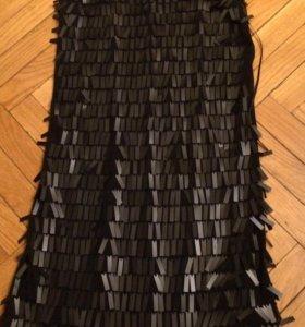 Платье стильное.