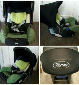 Автокресло Romer Baby Safe plus