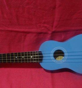 Голубая укулеле