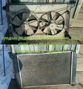 Продаю радиаторы для тойота на 1zz