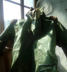 Две куртки рыбака