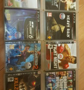 Игры для PS-3