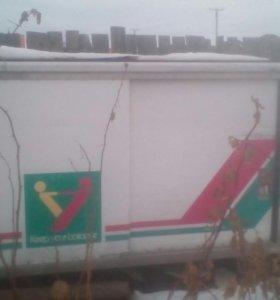 Будка на грузовичок
