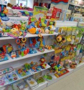 Пакет игрушек погремушек)