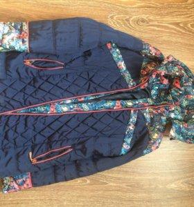 Куртка(осенняя и весенняя )