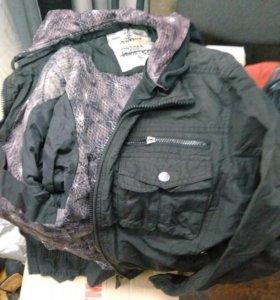 Куртка демисезон M