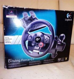 Игровой руль Driving forse GT