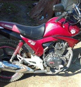 Мотоцикл Irbis gs200