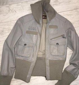 Куртка из кожи Jlo