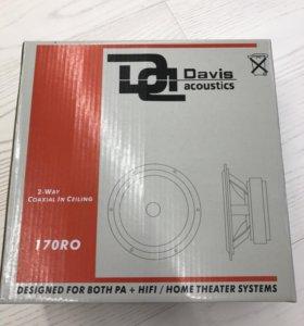 Встраиваемая акустика Davis Acostics 170PRO