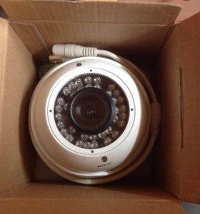Видеокамера с фиксированным объективом PST-DC312E