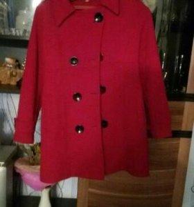 Пальто, комуфляжная форма