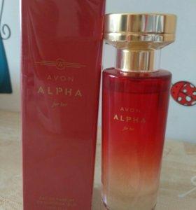 Женские духи (туалетная вода) Avon Alpha