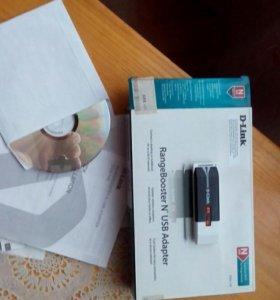 Адаптер RangeBooster N,*USB