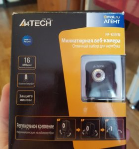Веб-камера A4tech PK-836fn