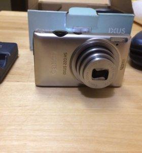 Фотоаппарат IXUS220HS