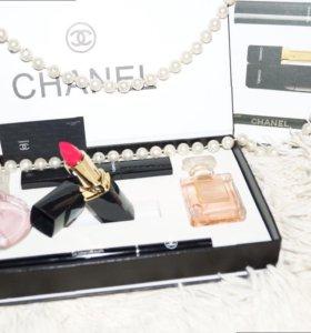Шанель 5в1 подарочный набор