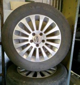 Диски форд фокус 2