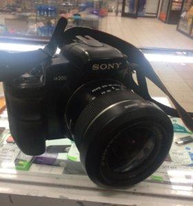 Sony dslr-a 200