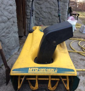 Снегоочистителя машина