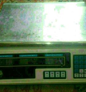 Весы электронные,