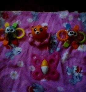 Децкии игрушки