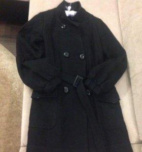 Пальто демисезонное mango 46р