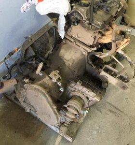 Dodge 2.4 мотор и акпп