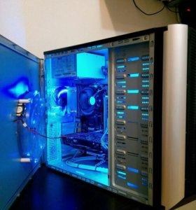 Игровой Xeon X5450