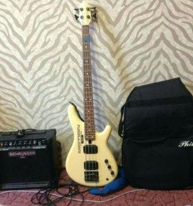 Бас гитара Yamaha motion b MB-3