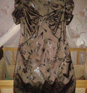 Бакал.Платье